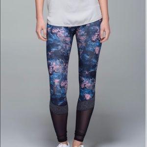 Lululemon If You're Lucky Pant Leggings Sz4